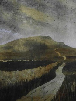 The Road to Penyghent ©Ian Scott Massie