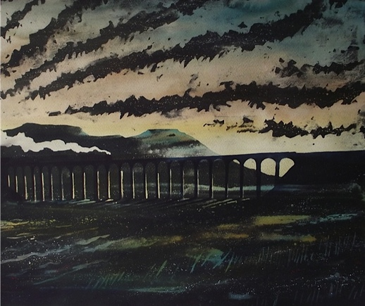 Ribblehead Viaduct © Ian Scott Massie